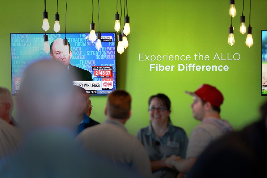 Experience the fiber difference