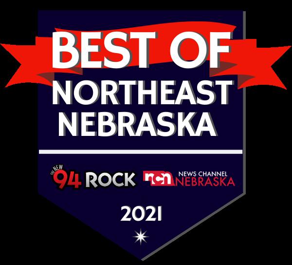 Best of Northeast Nebraska Service Award